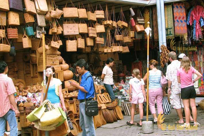 ubud art market, ubud market, ubud tour
