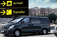 Airport shuttle car rental