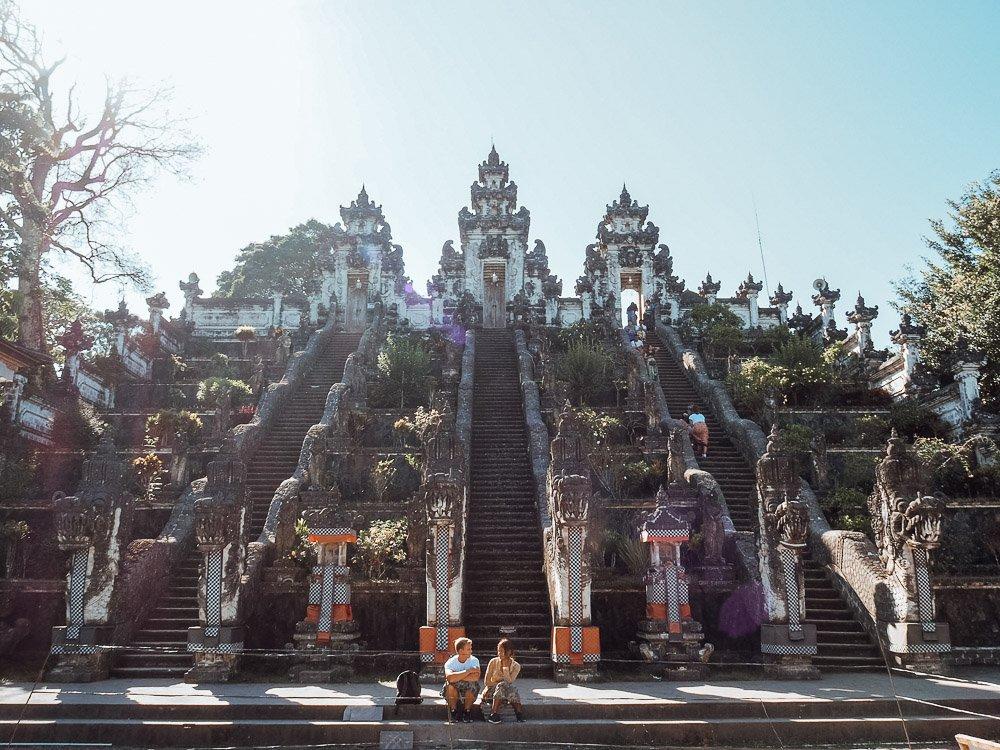 Lempuyang temple tour