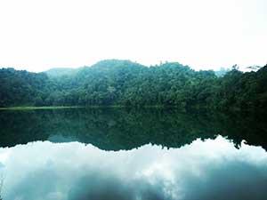 ranamese lake, ruteng