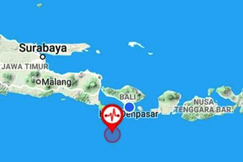 Bali earthquake 16 July 2019