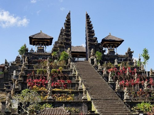 besakih temple bali, beautiful temple, mother temple bali
