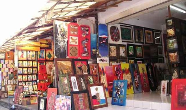 Best Bali Art Market Shopping Place