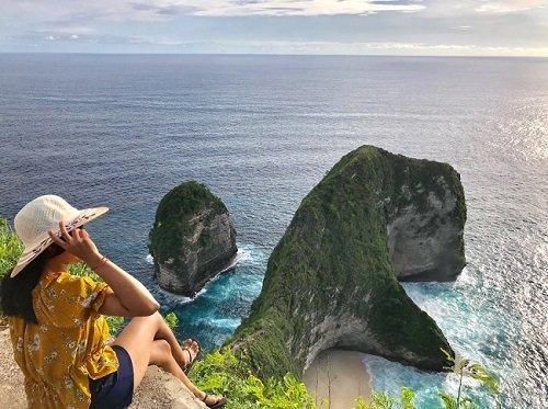nusa penida, beautiful island, instagramable spot, bali trip