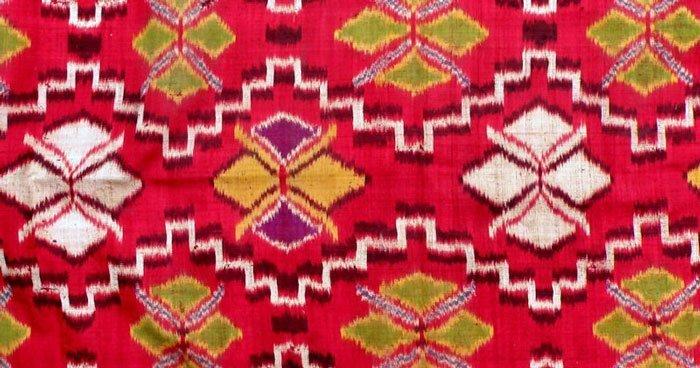 ende textile, fashion, endek encak