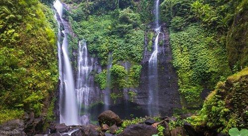 sekumpul waterfall, lobina beach bali