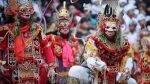 wayang wong, balinese dance