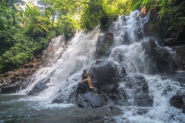 kanto lampo, bali best waterfall, bali paradise