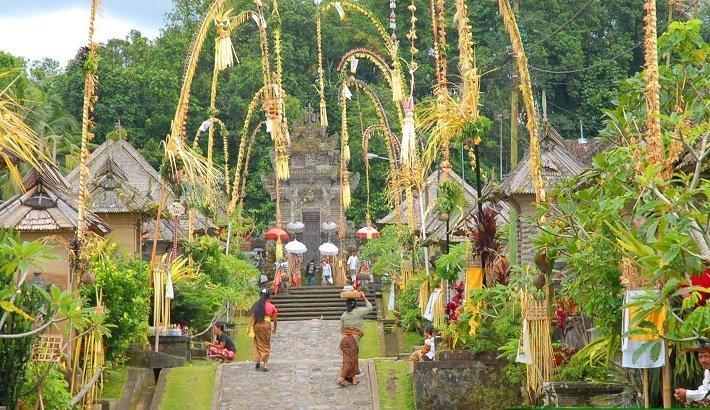 cultural heritage, bali, balinese tradition, penglipuran village