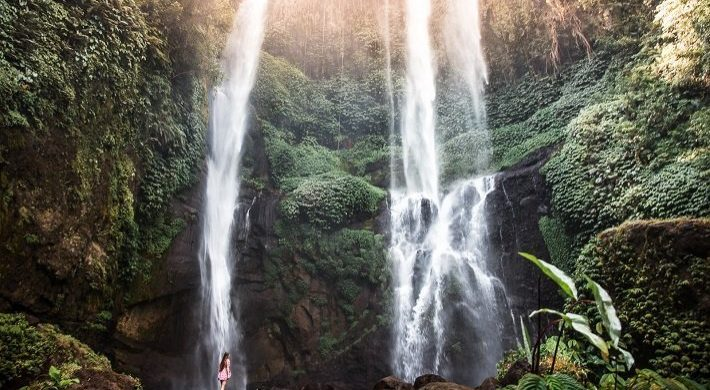 5 Breathtaking Hidden Waterfalls in Bali