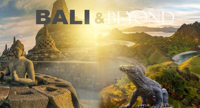 bali and beyond packages