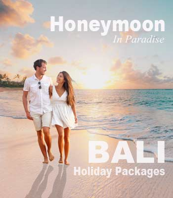 bali holiday packages, bali honeymoon packages