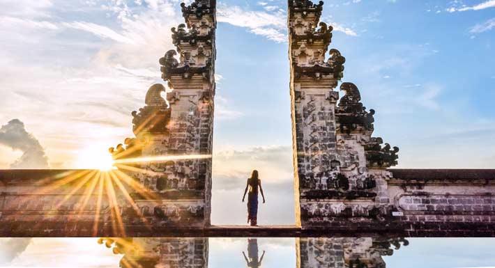 bali gate of heaven tour, lempuyang temple