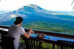 kintamani vocano and lake, bali instagram tour