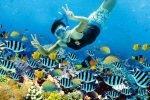 nusa dua snorkeling, bali instagram tours