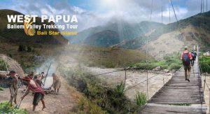baliem valley trekking tour, jayapura tours, west papua