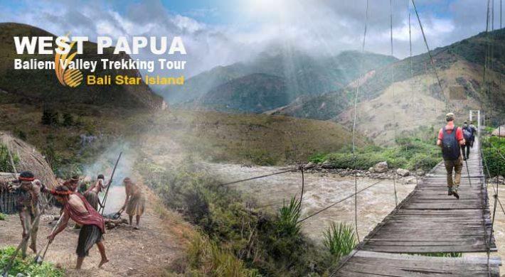 8 Days South Baliem Valley Trekking Tour