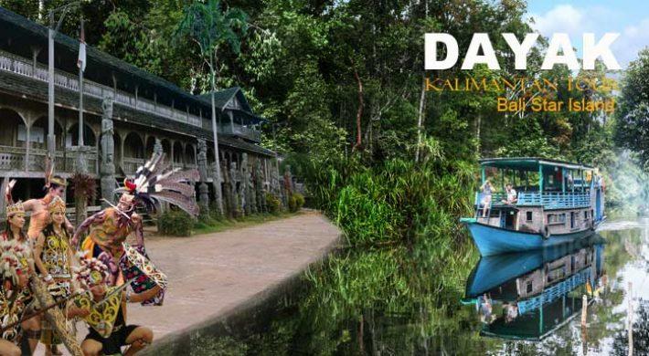 5 Days Balikpapan Dayak Tour