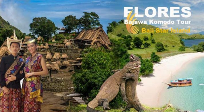 6 Days Flores Bajawa Komodo Tour