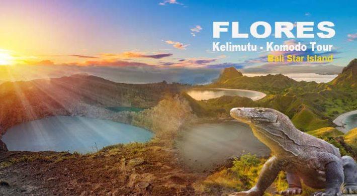 11 Days Flores Kelimutu Komodo Tour