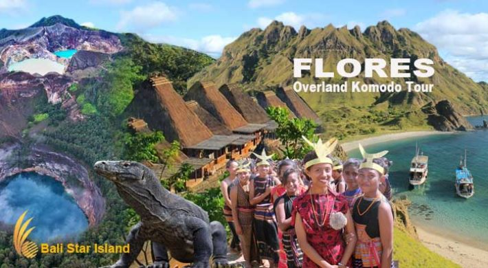 7 Days Flores Overland Komodo Tour