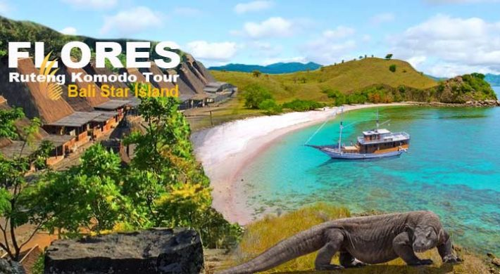 5 Days Flores Ruteng Komodo Tour
