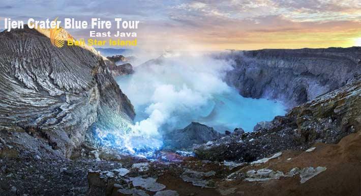 2 Days Bali Ijen Blue Fire Tour